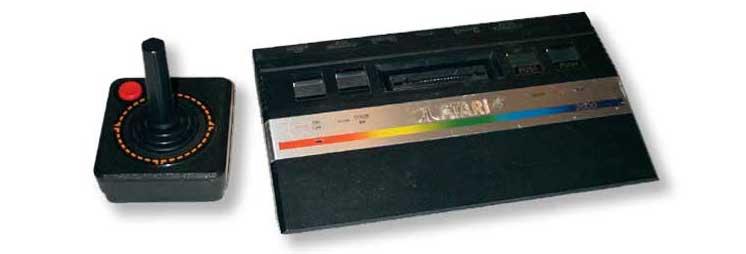 The Atari 2600 Gaming Console